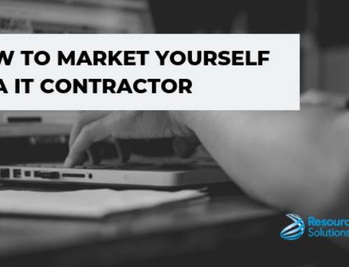 How To Market Yourself as a IT Contractor